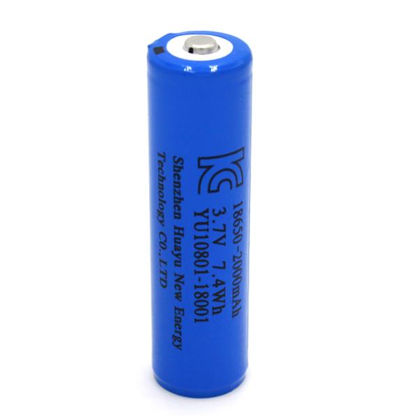 18650 lithium battery 3.7V Korea KC certification